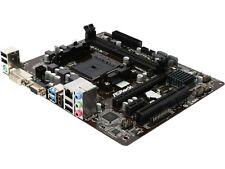 ASRock FM2A68M-HD+ FM2+ / FM2 AMD A68H (Bolton-D2H) SATA 6Gb/s USB 3.0 HDMI Micr