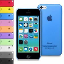 TRANSPARENT ULTRA THIN 0.5MM SLIM CLEAR SOFT GEL BACK CASE COVER FOR IPHONE 5C