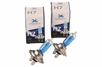 2 x H7 AutoLight24 4300K 55W XENON LOOK OPTIK HALOGEN LAMPEN SUPER WHITE