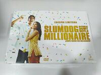 SLUMDOG MILLIONAIRE DANNY BOYLE ED LIMITADA 3 x DVD + LIBRO + POSTALES Nº 2198