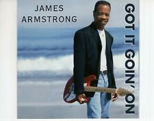 CD JAMES ARMSTRONGgot it goin on2000 EX (A4124)