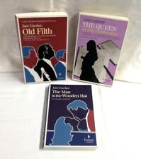 JANE GARDAM - LOT OF 3 PB - QUEEN, OLD FILTH, MAN IN THE WOODEN HAT - VERY GOOD