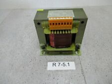 March Control Transformer Was 630 Input = 380 V Output = 110/220 V