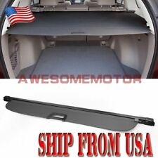 US Black Rear Trunk Cargo Cover Retractable FOR Honda FIT / Jazz 05 06 07 08