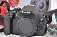 Canon EOS 700D / Rebel T5i 18.0 MP SLR-Digitalkamera - nur 4693 Auslösungen, OVP
