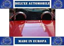 Roadsterbügel Überrollbügel  Fiat Barchetta NEU Bj 1995 bis 2005 mit Windschott