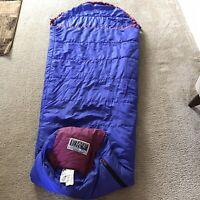 VTG EVEREST ELITE Slumberjack Sleeping Bag Body Suit Camping Gear Made In USA
