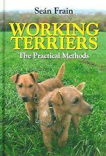 FRAIN SEAN DOGS BOOK WORKING TERRIERS THE PRACTICAL METHODS hardback BARGAIN new