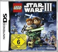 Nintendo DS 3DS Lego Star Wars 3 The Clone Wars Deutsch Neuwertig