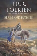 BEREN AND LÚTHIEN BY J. R. R. Tolkien and Alan Lee ( Hardcover Book)