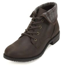 Cliffs by White Mountain Neponset Brown Boot Women Size 7 M