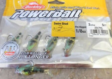 "Berkley PowerBait Swim Shad - 2"" - Baby Bass, soft plastic lure"