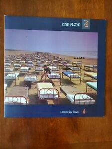 Pink Floyd A Momentary Lapse  of Reason LP Promotional Copy 1987 Near Mint
