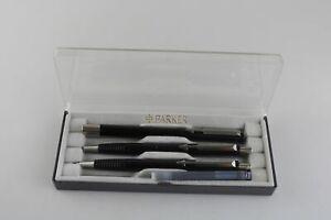 Schreibset Parker Patronenfüller, Kugelschreiber, Druckbleistift Made in UK