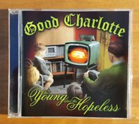 GOOD CHARLOTTE - The Young And The Hopeless CD 2002