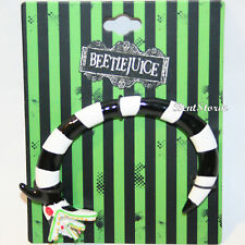 Beetlejuice Sandworm Cuff Bracelet Costume Jewelry Cosplay Halloween Licensed