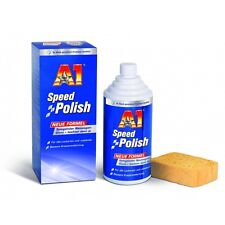 (26,08 €/L) Dr. Wack a1 Speed Polish Lackpolitur Auto Vernis Polissage 500 ML 2700