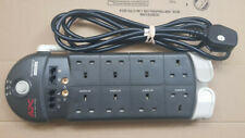 APC PF8VNT3-UK Performance SurgeArrest 8 Outlets Coax and Network Protection !!