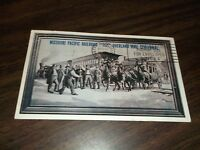SEPTEMBER 1958 MISSOURI PACIFIC OVERLAND MAIL CENTENNIAL TIPTON, MO POSTCARD
