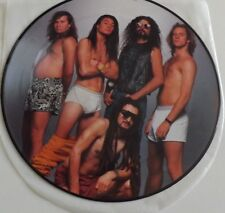 "FAITH NO MORE FROM OUT OF NOWHERE 12"" VINYL PICTURE DISC 1990"