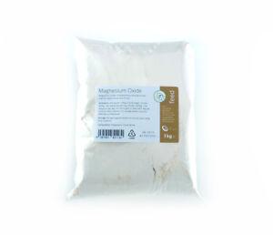 MAGNESIUM OXIDE 1kg - Mag Ox Calmer - Horse Equine Supplement