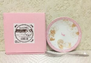 NEW Rare Pandora Hearts Anime Tableware Small Plate & Fork Set Official Japan