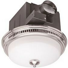 Monument 299651 Exhaust And Ventilation Fan With Light, 110Cfm NEW