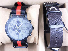 ALEXANDRE CHRISTIE 6369 MCLIPBA DUAL STRAP MILITARY STYLE GENTS WATCH