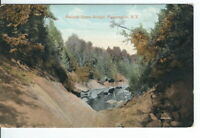 CI-341 NY, Pottersville, Natural Stone Bridge Divided Back Postcard