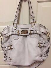 Michael Kors Handtasche große Tasche Bag Leder Leather Ecru