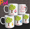 Personalised Thank You Teacher Mug End of Term Present Leaving Gift monkeystuden