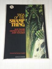 Swamp THING saga di DC Graphic Novel da Moore Bissette 0930289226