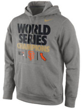 Nike Therma Fit San Francisco Giants World Series Champs Sweatshirt hoodie men