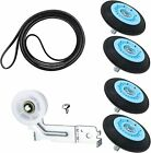 Dryer Repair Kit for Samsung DC97-16782A Drum Roller  6602-001655 DC93-00634A  photo
