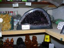 More details for dark amethyst geode specimen ebay u.k. seller since 2003 q06
