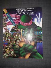 Palladium Books - Teenage Mutant Ninja Turtles Adventures - Erick Wujcik
