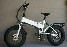 MATE X Electric Bike / White / 14Ah / 750W / Free Delivery + 1Yr Warranty