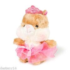 Sophia Grace and Rosie Princess Girl Fluffy Plush Doll You Tube Pink Tutu Crown