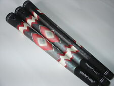 "Golf Grips Swing -""Crystal Clear""Hybrid Mid Size (HBRM-GEO-001 Dimond)"