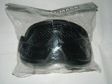 MASCHERA protettiva colore nero occhi ROYAL SOFT AIR softair  FTC22