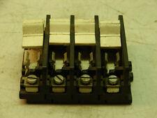BUCHANAN 600V-30A FUSE BLOCK/ 600V SWITCH BLOCK ***XLNT***