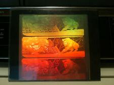 SPIDERMAN vs. VENOM  *** UNCUT SHEET *** contains 6 Polaroid Clear-Cel Holograms