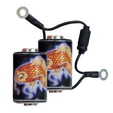 Iron Core Coils for Tattoo Machine 8 Wrap Koi Carp