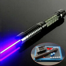 Blue Laser Pointer Pen Teaching-aid Laser Tool Laser Flashlight Zoom Adjustable