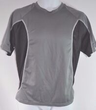 New Balance Men's M T Shirt Over N Out Gray Performance Tee Short Sleeve Black