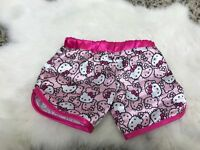 Build A Bear Workshop Clothing Short Pant Hello Kitty
