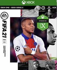 FIFA 21 Champion Edition xbox One PREORDINE -Accesso anticipato di 3 giorni LEGG