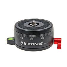 iFootage R60 II Tripod Head Panoramic Rotation Unit Moving Image Capturing