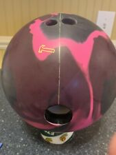 15# 1st Q Hammer Obsession Bowling Ball Great Specs