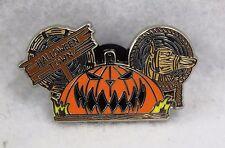 Disney Parks Pin Mystery Earhat Ear Hat Halloween Town Nightmare Before X-Mas